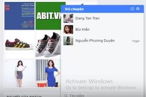 Trả lời tự động, Inbox tự động theo kịch bản cho khách-ABIT.VN