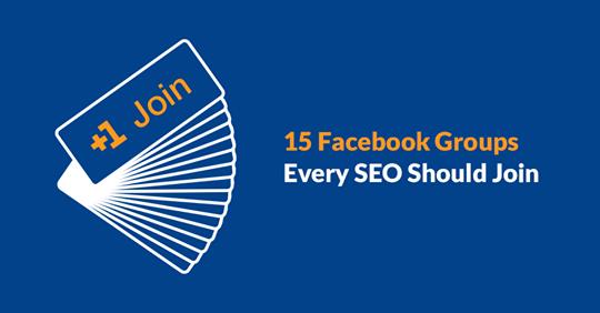 15 Group Facebook về SEO và Marketing bạn nên tham gia - phần 2