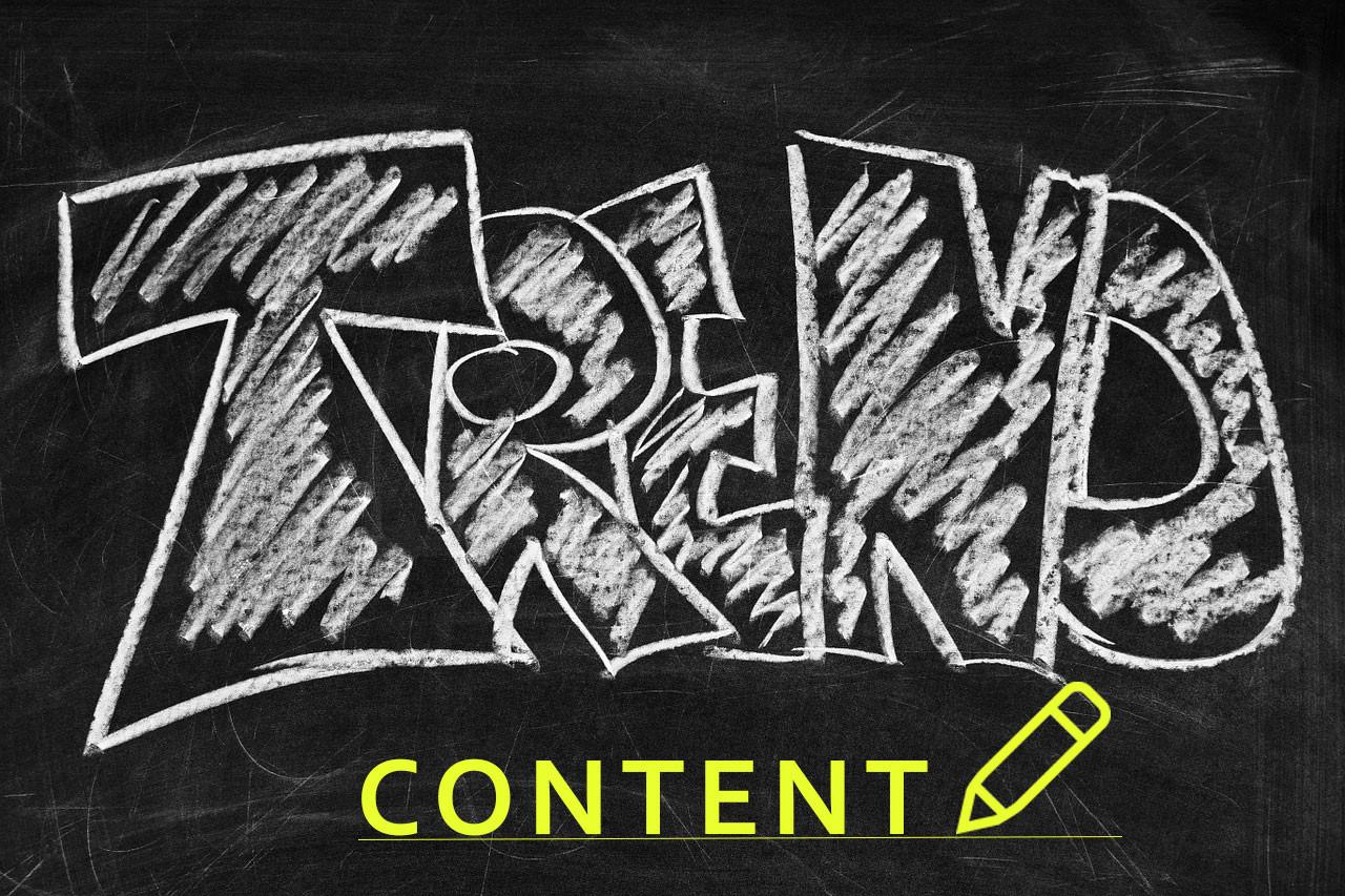 Content bắt Trend - nên theo hay không?