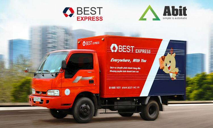 Phần mềm bán hàng đa kênh Abit - Kết nối đẩy đơn sang Best Express (Best Inc)