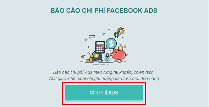 Kết nối tài khoản Facebook Ads với Abitstore