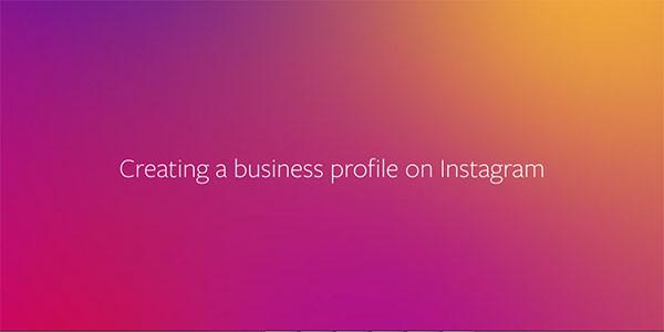 Tạo fanpage bán hàng trên Instagram
