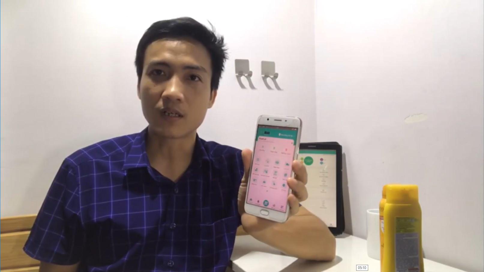 Abitstore - Hướng dẫn khởi tạo sản phẩm scan mã vạch, tạo đơn hàng trên app điện thoại